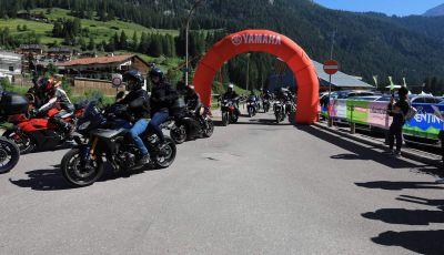 Dolomiti Ride 2019, la festa di Yamaha e non solo