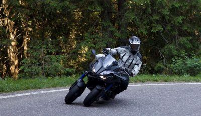 Yamaha Niken: quando arriva il motore Euro5