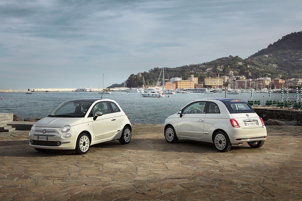 Calendario Raduni Fiat 500 2020.Fiat 500 Dolcevita Un Modello Speciale Per Festeggiare 62