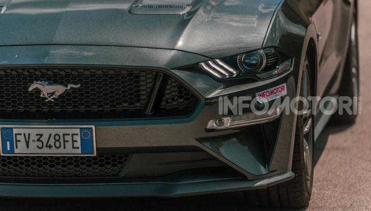 [VIDEO] Prova Ford Mustang da 450CV: Il Cavallo di Razza Americano! - Foto 15 di 36