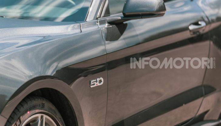 [VIDEO] Prova Ford Mustang da 450CV: Il Cavallo di Razza Americano! - Foto 9 di 36