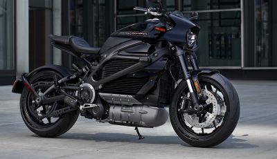 Harley Davidson LiveWire, la prima elettrica di Milwaukee arriva in Italia