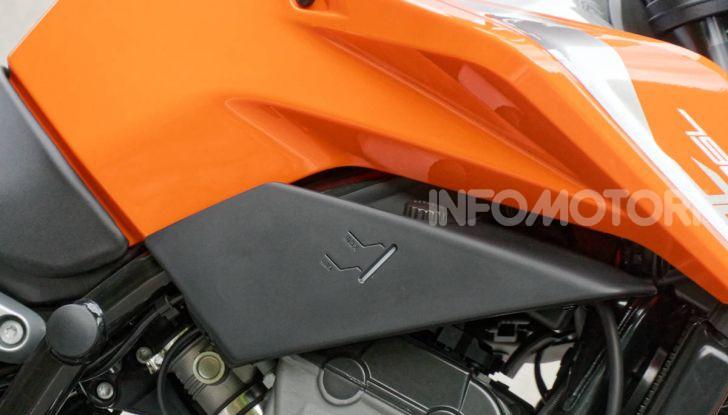"""Prova KTM Duke 790, il """"parcogiochi"""" sotto quota 10 mila (euro)  - Foto 8 di 54"""