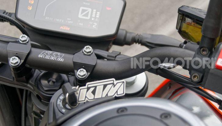 """Prova KTM Duke 790, il """"parcogiochi"""" sotto quota 10 mila (euro)  - Foto 19 di 54"""