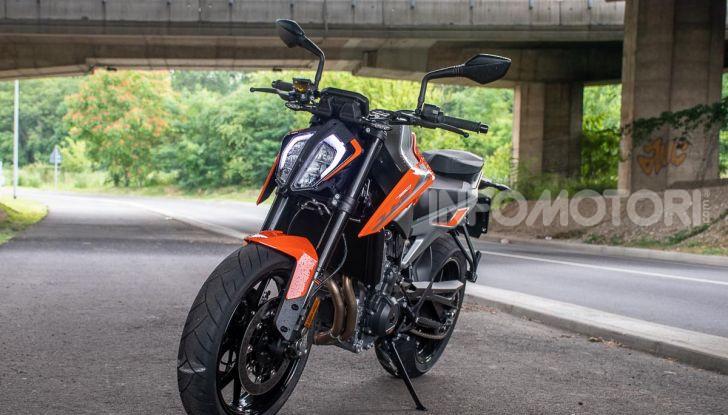 """Prova KTM Duke 790, il """"parcogiochi"""" sotto quota 10 mila (euro)  - Foto 54 di 54"""