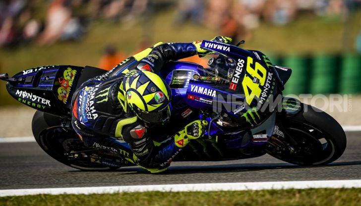 MotoGP: Valentino Rossi correrà ufficialmente in Yamaha-Petronas nel 2021 - Foto 3 di 10