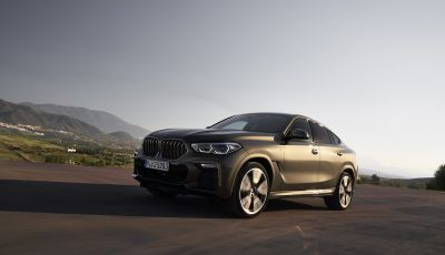 Nuova BMW X6: caratteristiche da Sport Activity Vehicle ed estetica da coupé