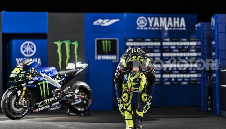 MotoGP: Valentino Rossi correrà ufficialmente in Yamaha-Petronas nel 2021 - Foto 9 di 10