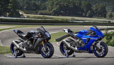 Nuove Yamaha YZF-R1 2020 e R1M 2020: ancora più MotoGP!