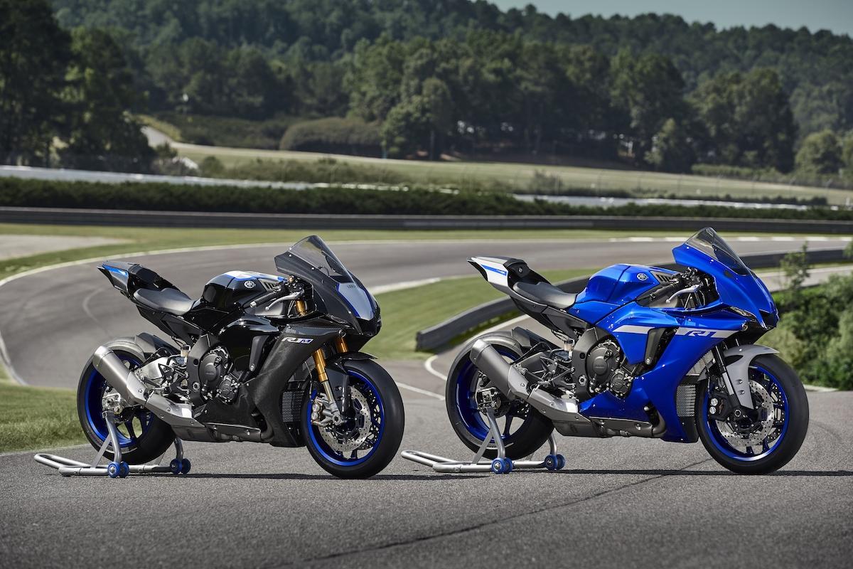 Nuove Yamaha Yzf R1 2020 E R1m 2020 Ancora Piu Motogp Infomotori