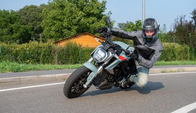 Prova Zero Motorcycles SR/F, l'elettrica di nuova generazione