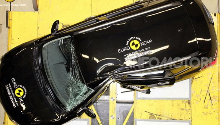 Crash test: tutto quello che c'è da sapere sulle prove d'impatto EuroNCAP - Foto 7 di 13