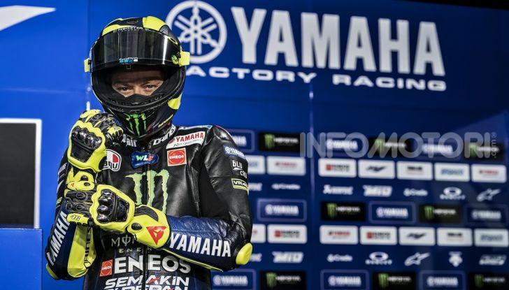 MotoGP: Valentino Rossi correrà ufficialmente in Yamaha-Petronas nel 2021 - Foto 10 di 10