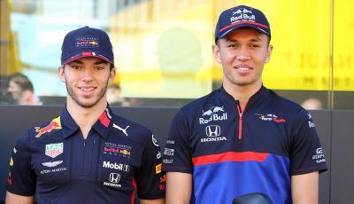 F1 2019: Albon al posto di Gasly in Red Bull dal GP del Belgio