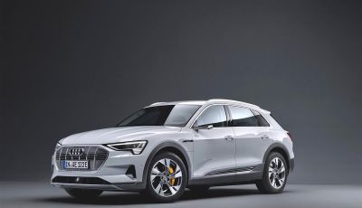 Audi e-tron 50 quattro: il SUV elettrico dei quattro anelli è ancora più accessibile