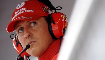 F1 2019: Michael Schumacher trasportato in Francia per delle cure segrete