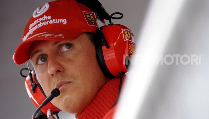 """Le condizioni di Michael Schumacher: """"Non parla, comunica solo con gli occhi"""" - Foto 1 di 13"""