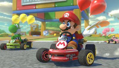Mario Kart Tour su iOS e Android dal 25 settembre