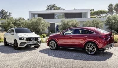 Mercedes GLE Coupé, arriva la seconda generazione