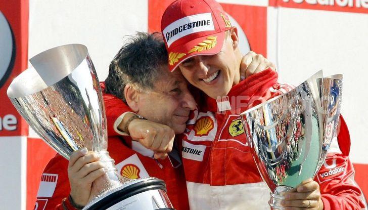 """Le condizioni di Michael Schumacher: """"Non parla, comunica solo con gli occhi"""" - Foto 3 di 13"""