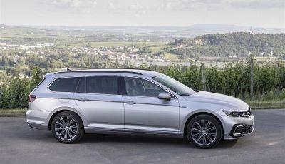 Nuova Volkswagen Passat GTE: instancabile e rispettosa dell'ambiente