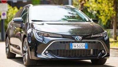 [VIDEO] Prova consumi Toyota Corolla Touring Sports Hybrid 2019
