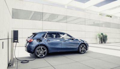 Mercedes EQ Power per la prima volta anche per Classe A e Classe B