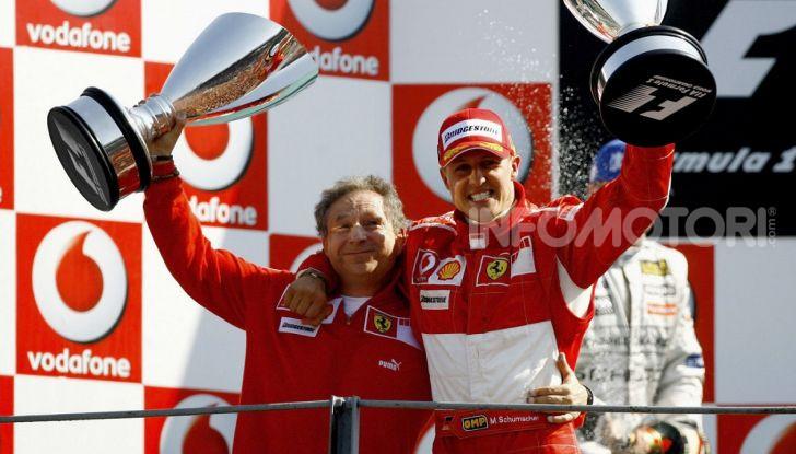"""Le condizioni di Michael Schumacher: """"Non parla, comunica solo con gli occhi"""" - Foto 4 di 13"""