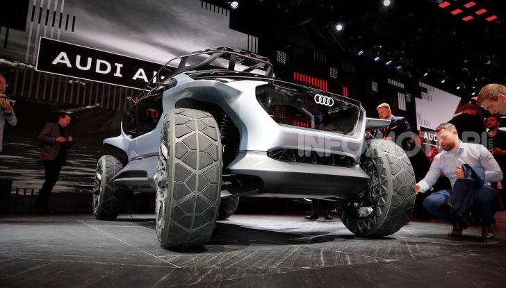 Audi AI:TRAIL quattro - Foto 22 di 33