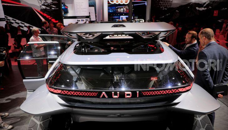 Audi AI:TRAIL quattro - Foto 14 di 33