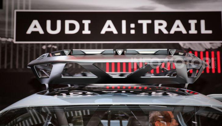 Audi AI:TRAIL quattro - Foto 33 di 33