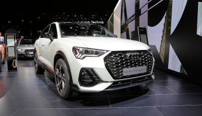 AudiQ3Sportback: il primo SUV coupé compatto della casa dei quattro anelli