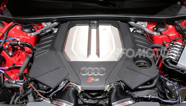 Audi RS6 Avant: un po' station wagon un po' supercar - Foto 23 di 23