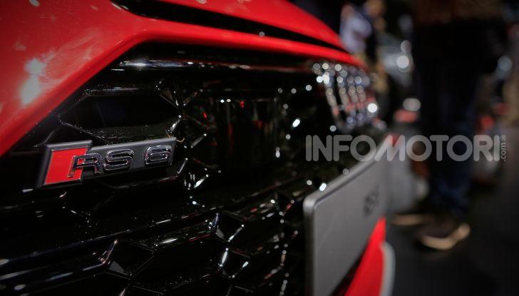 Audi RS6 Avant: un po' station wagon un po' supercar - Foto 5 di 23