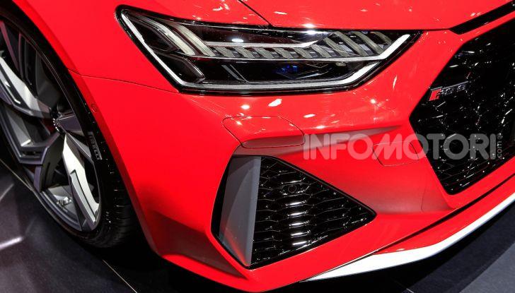 Audi RS6 Avant: un po' station wagon un po' supercar - Foto 9 di 23