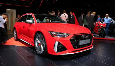Audi RS6 Avant: un po' station wagon un po' supercar