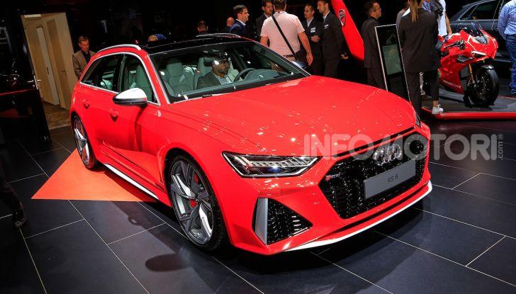 Audi RS6 Avant: un po' station wagon un po' supercar - Foto 11 di 23