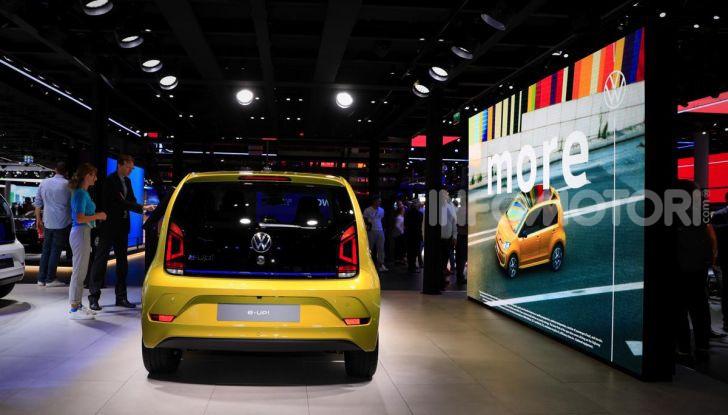Francoforte 2019, tutte le nuove auto elettriche presentate al Salone - Foto 62 di 64