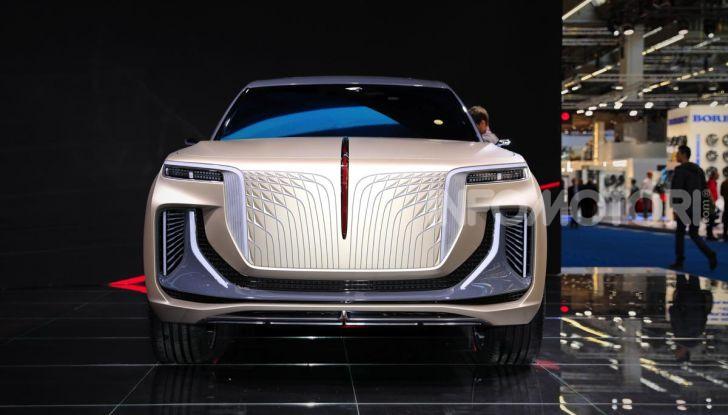 Francoforte 2019, tutte le nuove auto elettriche presentate al Salone - Foto 59 di 64