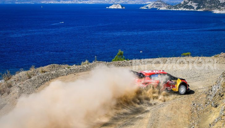 WRC Turchia 2019 – giorno 2: le C3 WRC confermano la loro leadership! - Foto 3 di 4