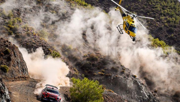 WRC Turchia 2019 – giorno 2: le C3 WRC confermano la loro leadership! - Foto 2 di 4