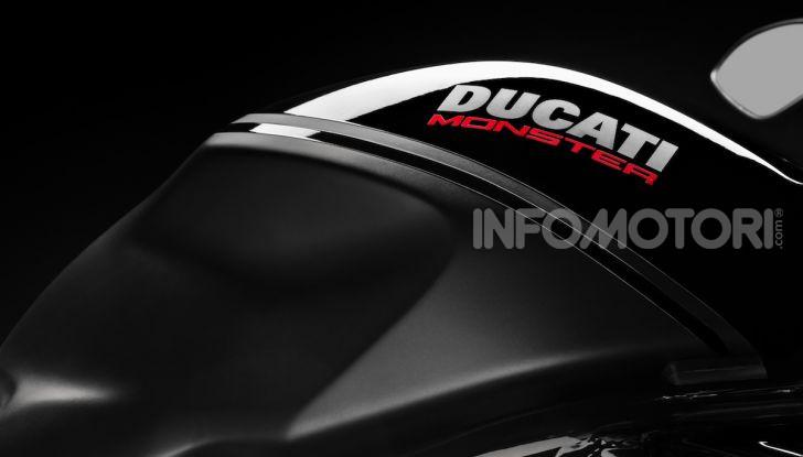 Ducati Monster: è finita l'era del telaio a traliccio? - Foto 1 di 7