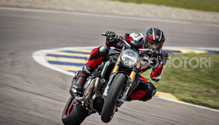 Ducati Monster: è finita l'era del telaio a traliccio? - Foto 5 di 7