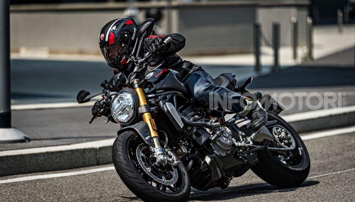 Ducati Monster: è finita l'era del telaio a traliccio? - Foto 6 di 7