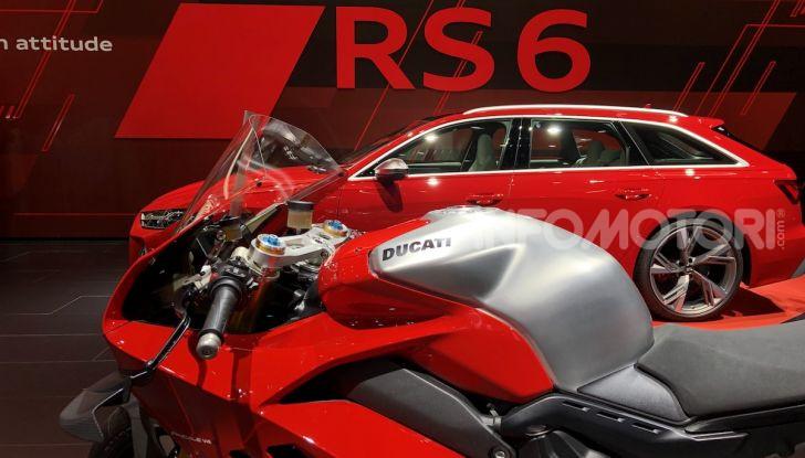 La Ducati Panigale V4R in dotazione alla polizia Abu Dhabi - Foto 6 di 8
