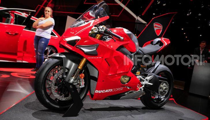 La Ducati Panigale V4R in dotazione alla polizia Abu Dhabi - Foto 2 di 8