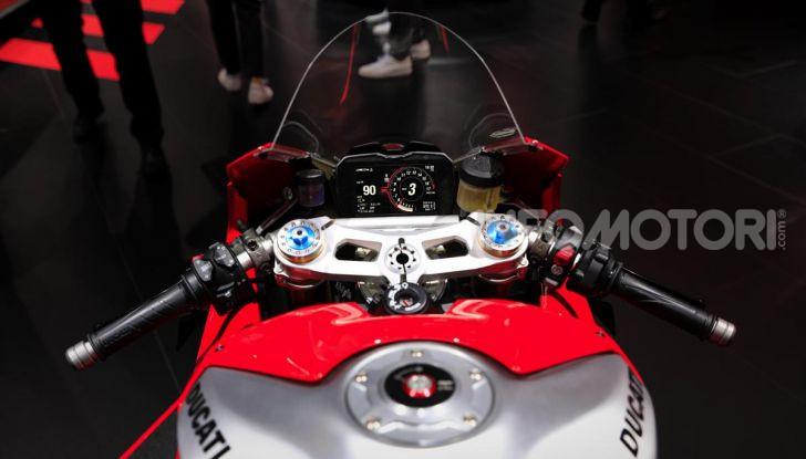 La Ducati Panigale V4R in dotazione alla polizia Abu Dhabi - Foto 5 di 8