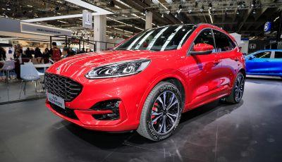 Ford Kuga: la terza generazione è più tecnologica e ibrida