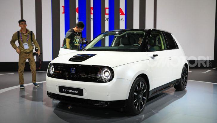 Francoforte 2019, tutte le nuove auto elettriche presentate al Salone - Foto 20 di 64