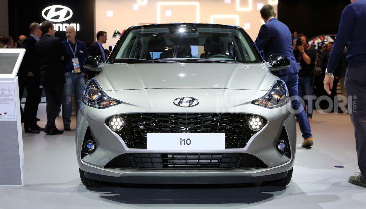 Nuova Hyundai i10 2020: la citycar sportiva e tecnologica - Foto 3 di 13